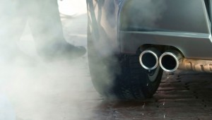 Exhaust pipe.